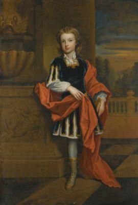 John Churchill, Marquess of Blandford   by Godfrey Kneller, 1702 2