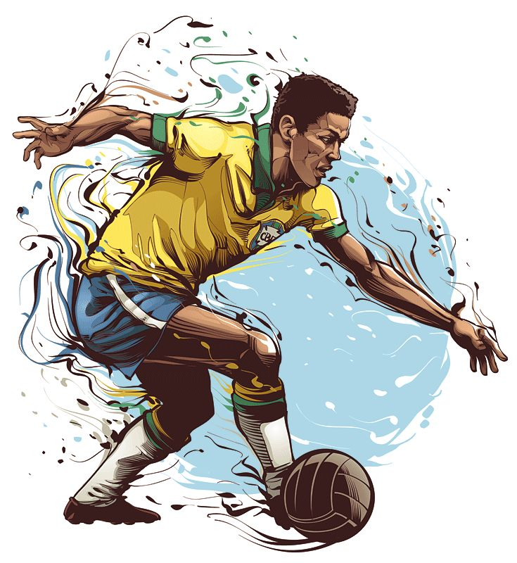 Illustration portfolio of Cristiano Siqueira, from São Paulo, Brazil. Works for Nike, ESPN, Gillette, Editora Globo, Editora Abril. Personal works and tutorials.