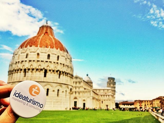 Ideaturismo @ torre di Pisa by Idea Turismo, maggiori info su: www.bit.ly/JpJr8U  #ConflictofPinterest