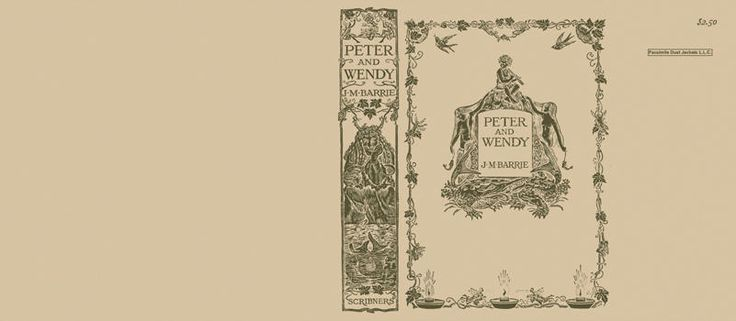 Peter and Wendy. J. M. Barrie.