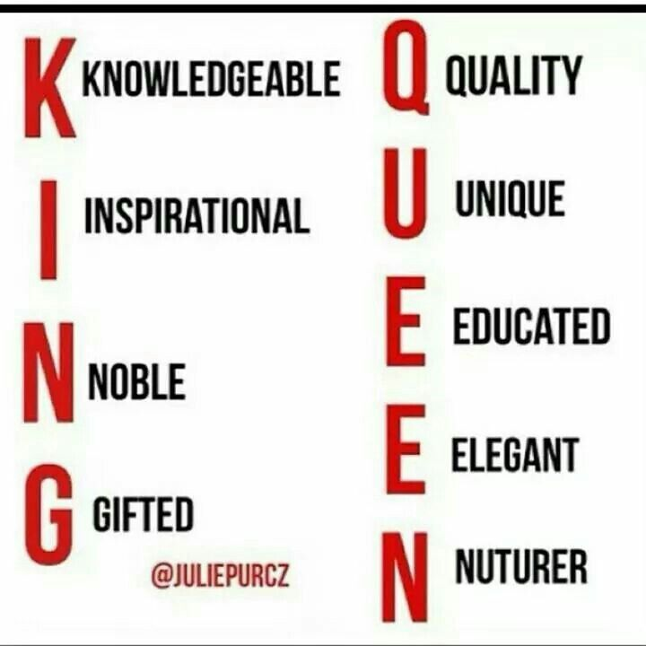 king and queen relationship memes for black