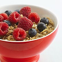 Anyone will tell you that having a healthy breakfast is one of those great routines that helps you stay in control and succeed so here's some tasty ideas for the morning. What breakfast do you jump out of bed for?