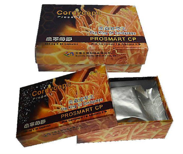 BSC2u.com/teddy - Cordyceps CP Prosmart