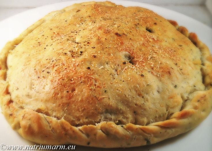 Aranka's Kookblog | Torta Salata di Spinaci, oftewel: Italiaans gevuld brood | Aranka's Kookblog