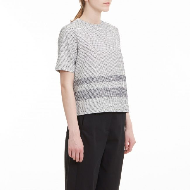 Norse Projects Women's Vita Cotton Slub top - Norse Projects