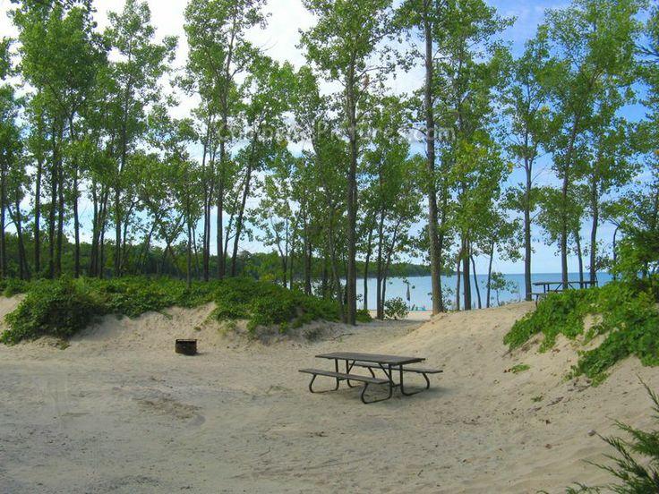 #Sandbanks Provincial Park Ontario Canada