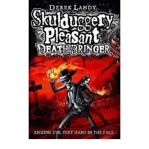 Skulduggery Pleasant: Death Bringer  book 6  by Derek Landy