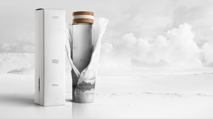 PURO Re-imagined (Concept) on Packaging of the World - Creative Package Design Gallery