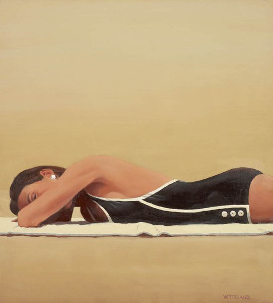 Jack Vettriano - Scorched
