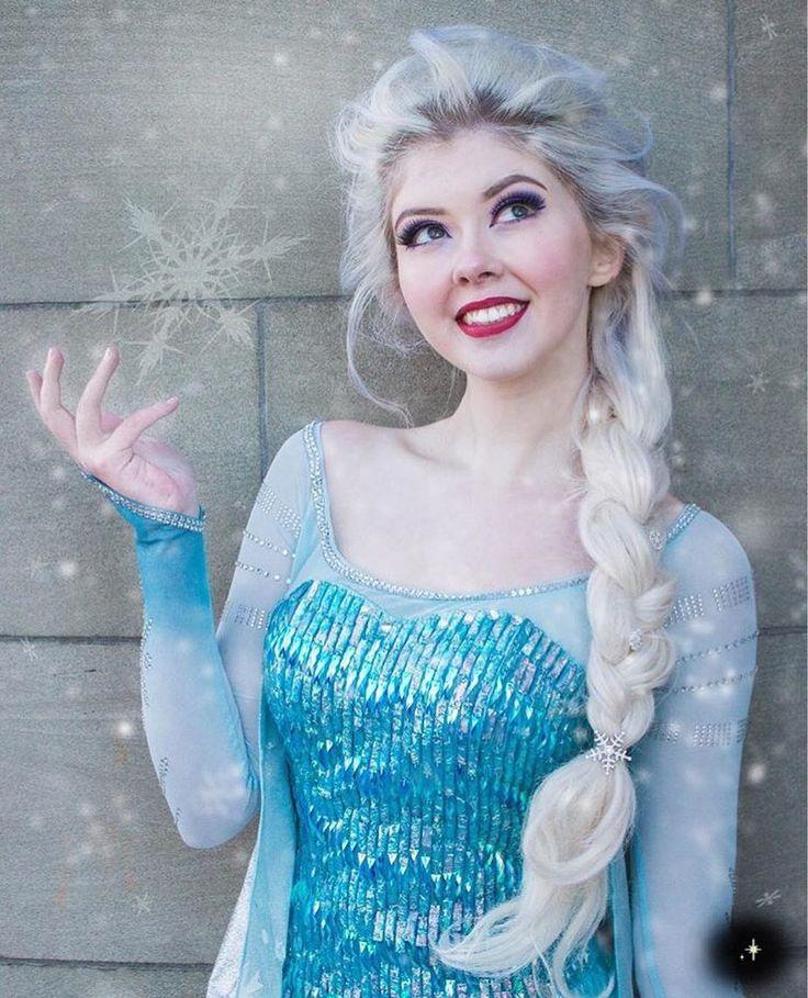 29 besten Frozen Elsa Kostüm selber machen Bilder auf Pinterest ...