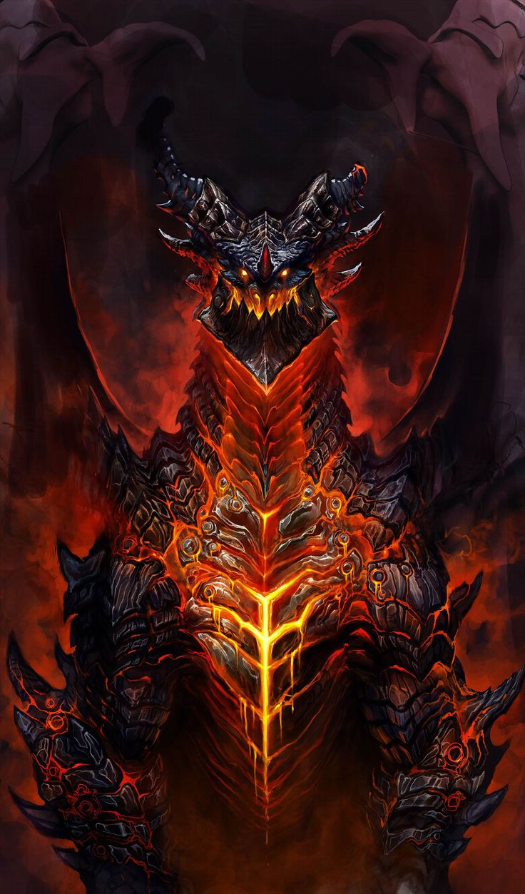 wow cataclismo deathwing    wallpapers HD