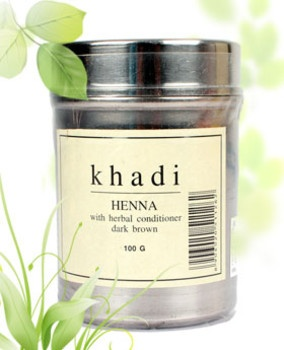 Khadi Henna With Herbal Conditioner (100 g) | Purplle.com