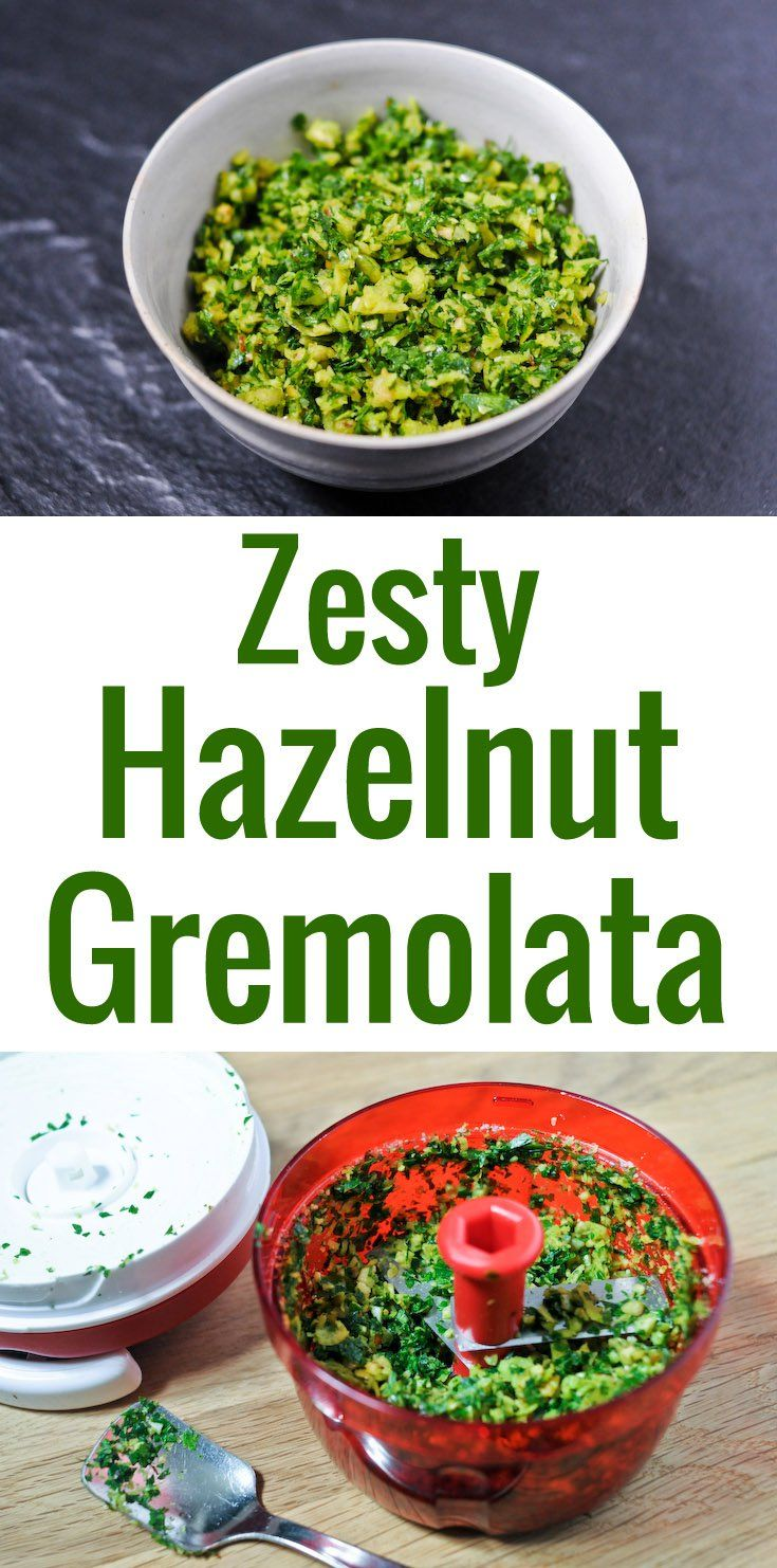 Gremolata is an Italian condiment I adore — a simple, and quickly assembled mix of flat-leaf parsley, lemon zest, and …