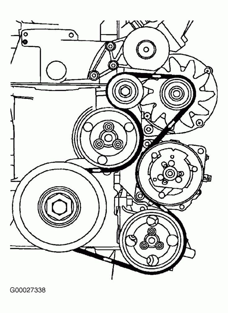 Vw 6.6 Engine Belt Diagram di 2020