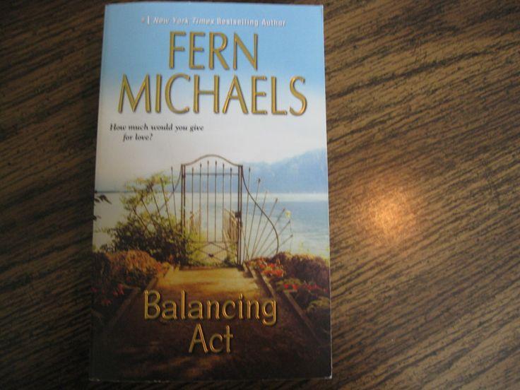 Fern Michaels(Balancing Act)Paperback