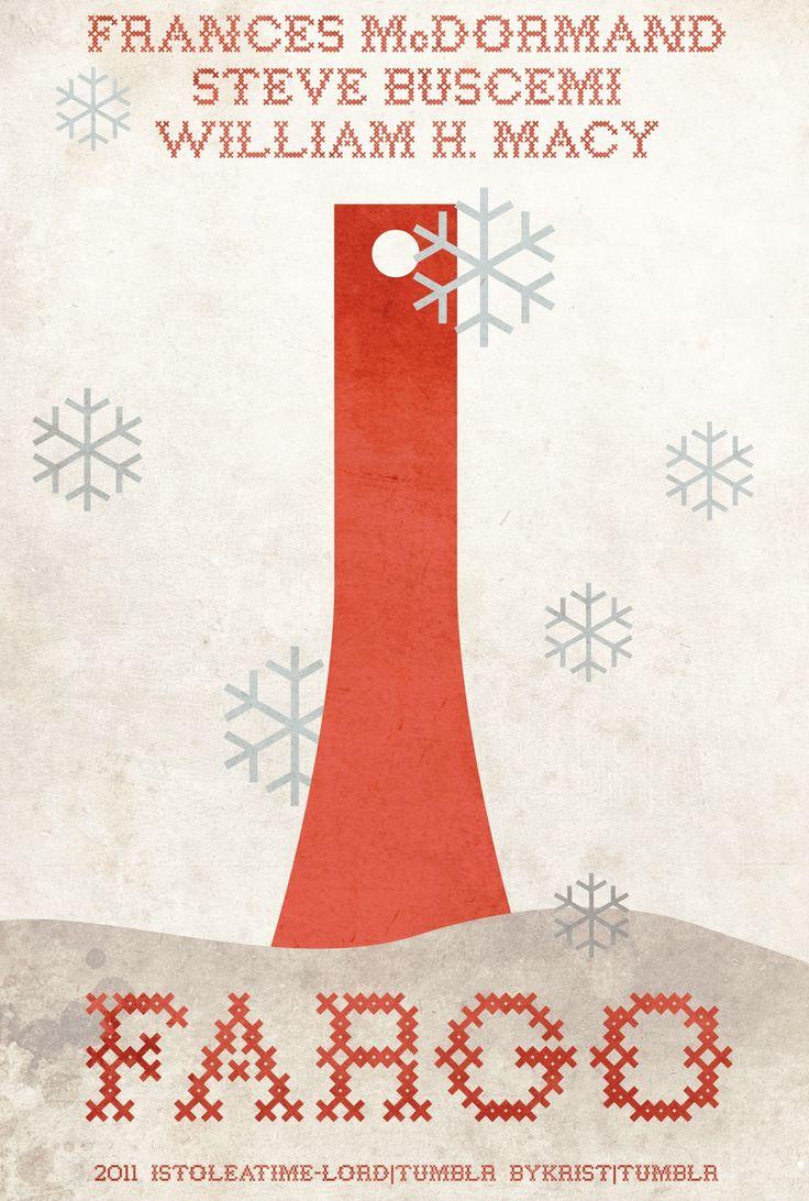 Fargo - Film Poster Redesign