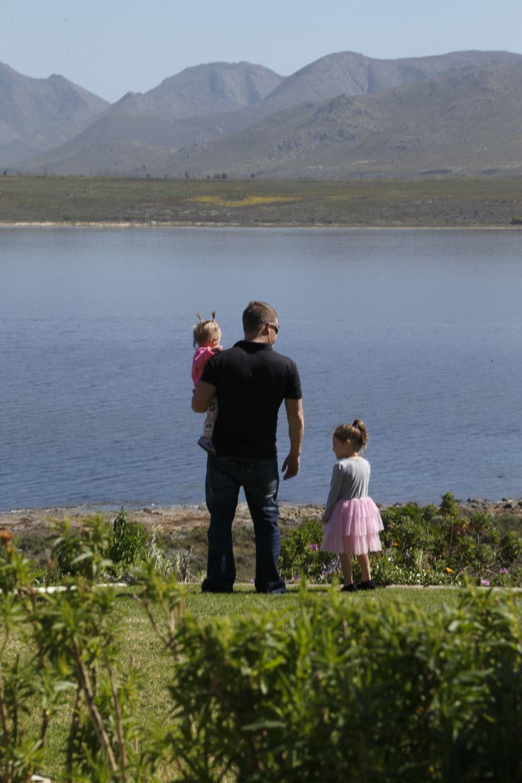 Family outing for our event at Benguela Cove Lagoon Wine Estate