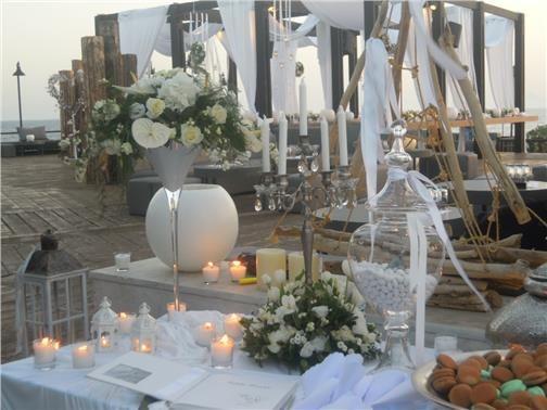wedding decoration by ΜΑΘΙΟΥΔΑΚΗΣ exclusive #wedding #gamos