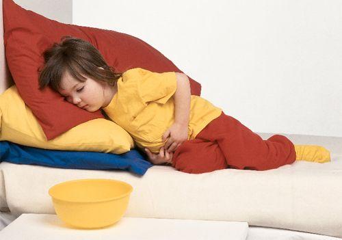 Chăm sóc trẻ khi bị rối loạn tiêu hóa