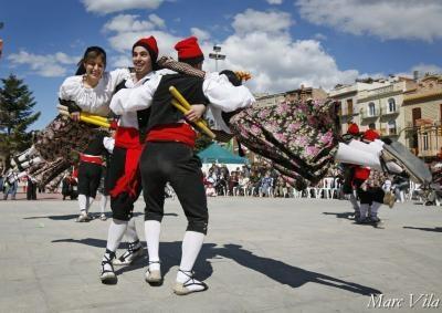 Las Caramelles más grandes de Cataluña -Semana Santa- Súria, España