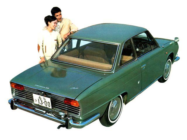 日野コンテッサ1300クーペ(PD300) ' 04. 1965- 03. 1967