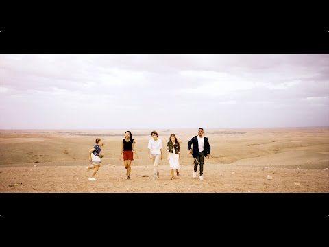 Kids United - Tout Le Bonheur Du Monde (Clip Officiel) - YouTube