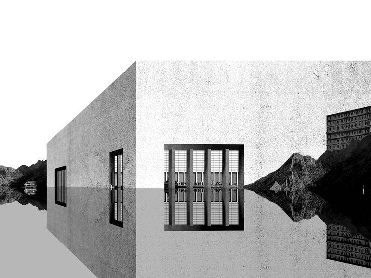OFFICE Kersten Geers David Van Severen // Cité de refuge // Biennale de Rotterdam // 2007