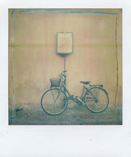 Mi amo Trastevere en Roma, Italia.