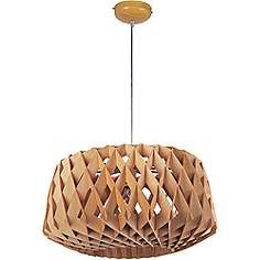"Maxim Horgen 23 1/2""W Uddo 1-Light Entry Foyer Pendant"