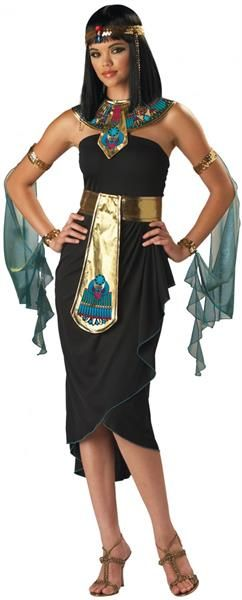 Клеопатра карнавальный костюм фото