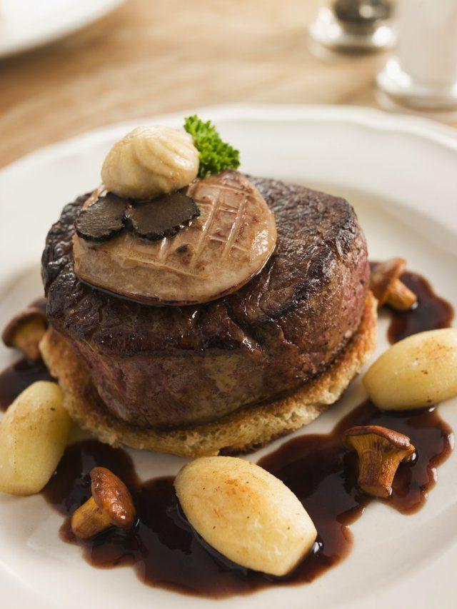 Les 25 meilleures id es de la cat gorie steak rossini sur - Cuisiner le foie de boeuf ...