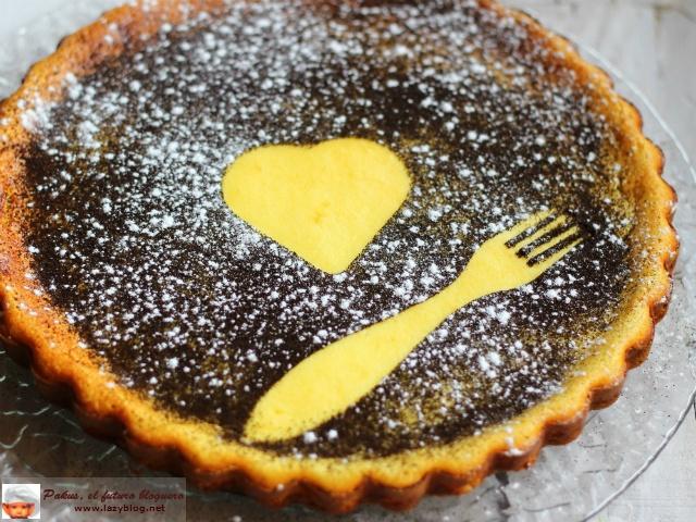 Lazy Blog: Prepara esta tarta de requesón para San Valentín