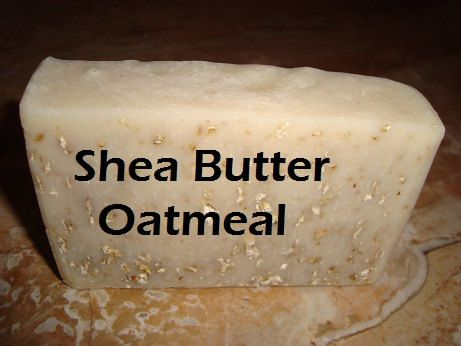 Shea Butter with Oatmeal soothing deep by ShinyCosmetics on Etsy