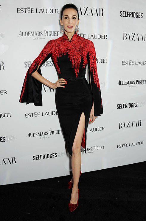 L'Wren Scott in L'Wren Scott - Harper's Bazaar 2013 Women Of The Year Awards
