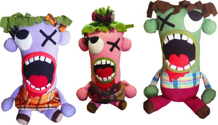 Familia de Zombies