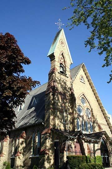 Bishop Cronyn Memorial Church, London, Ontario