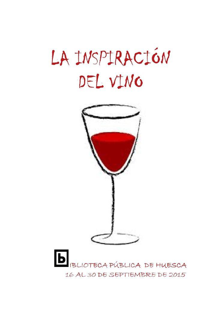 """La """"inspiración del vino"""".  Esta quincena coincidiendo con el tiempo de la vendimia, os proponemos un recorrido por el mundo del vino, a través de la ciencia, la historia, la pintura, el cine y la literatura."""