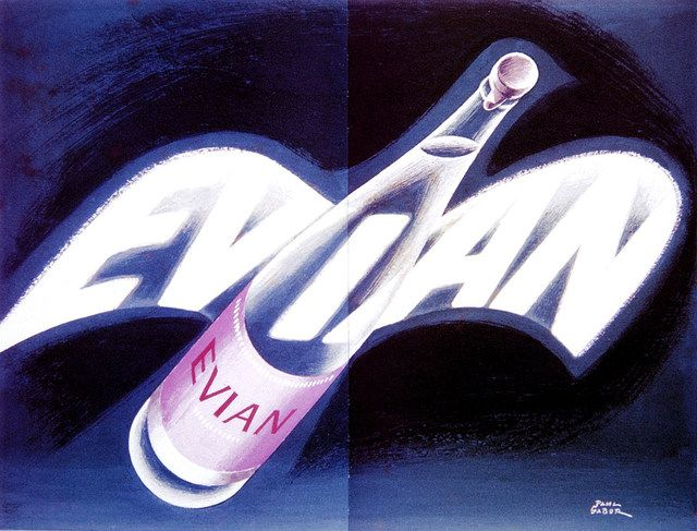 Evian by Paul Gabor