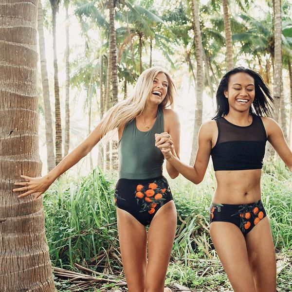 The Castaway One-Piece Swimsuit