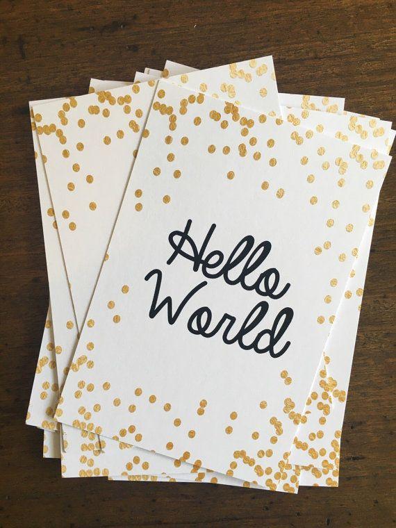 De punten van de gouden confetti Baby mijlpaal door MyLittleLoves16