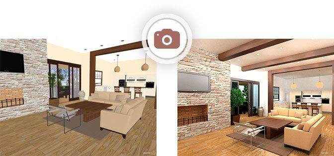 Floor planning tool ONLINE for home plans, house plans, floor plans & interior design in 2D & 3D - Planner 5D