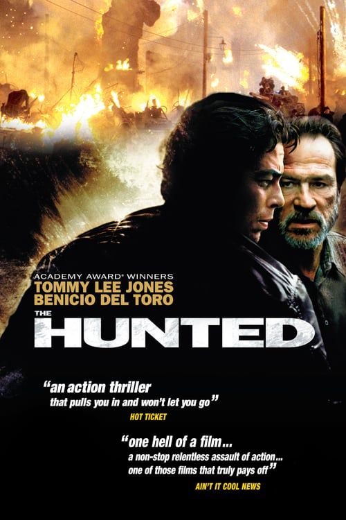 Watch The Hunted 2003 Movie Hd Online Free Download Dvdrip