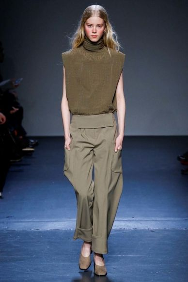 Zero + Maria Cornejo ready-to-wear autumn/winter '16/'17: