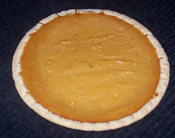 Diabetic Sweet Potato Pie from Food.com:   								A wonderful treat for those that love the taste of sweet potato in a pie.