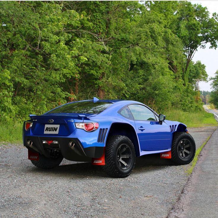 """⚠SUBARUS GONE WILD⚠ """"Here's @ruindustries #BRZ #RallyFighter #Subaru…"""""""