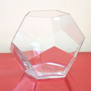 Dodecahedron Vase designed by Vernor Panton