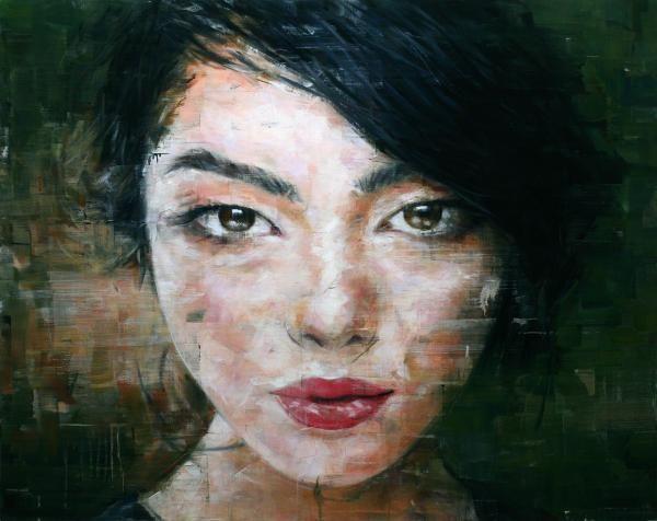 Harding Meyer  - Portrait Paintings by Harding Meyer  <3 <3