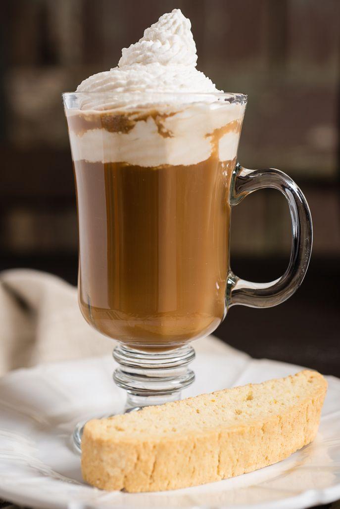 Torani Skinny Vanilla Latte from Everyday Good Thinking by @hamiltonbeach