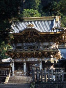 Shrines and Temples of Nikko  Toshogu, where Tokugawa is enshrined...