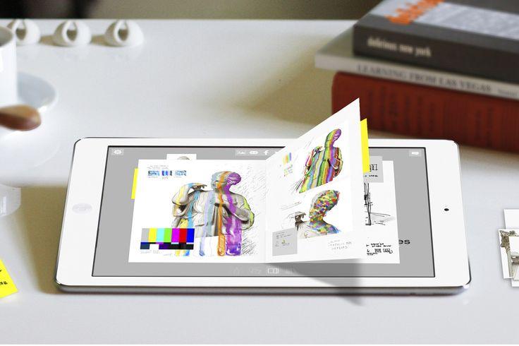 Morpholio Releases 'Journal' Digital Sketchbook App